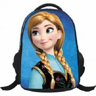 4be66c93764 Σχολική Τσάντα 2 θήκες Disney Frozen Anna