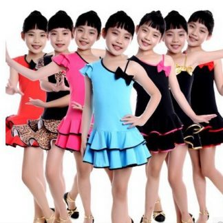 Παιδική φούστα Latin χορού L21 – Plus Eshop 9edc3a77fed