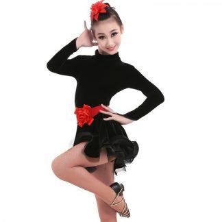 Παιδική φούστα Latin χορού L21. Προσφορά! 28.00 € 15.99 € Επιλογή · latin -stoli-xoroy-beloydo-mayro 2f715f09a8a