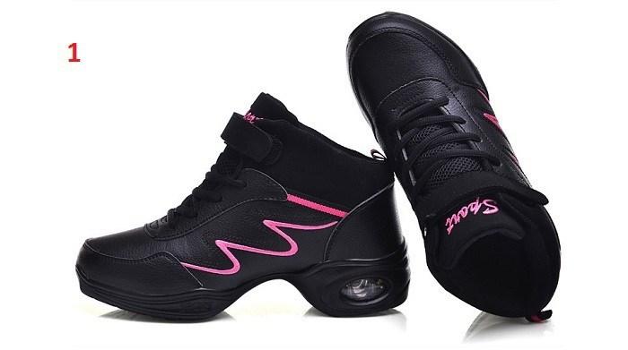 a9451d78dae papoutsia-xorou-Modern-Woman-Sneakers-Jazz-Salsa-Dance-