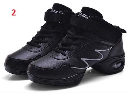 ea0a891c38a papoutsia-xorou-Modern-Woman-Sneakers-Jazz-Salsa-Dance-
