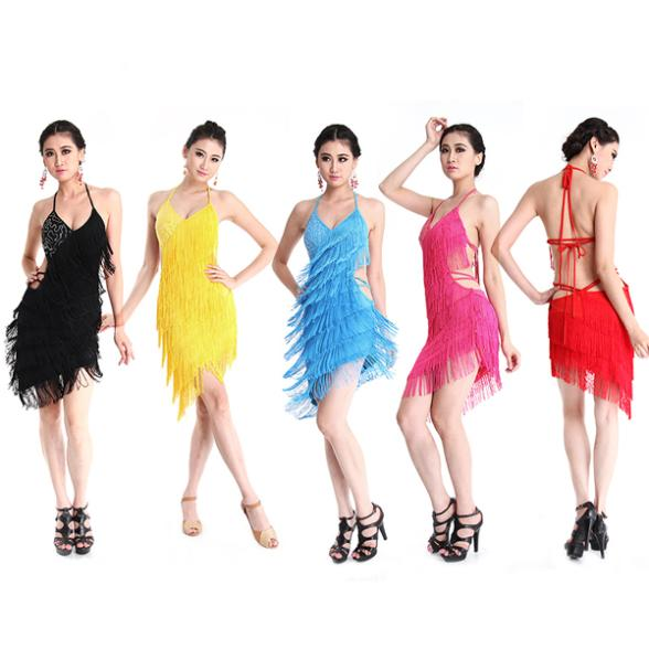 e96bcf49a62b ... Γυναικεία Latin Στολή χορού L33. Προσφορά! 🔍. gynaikeio-forema-latin